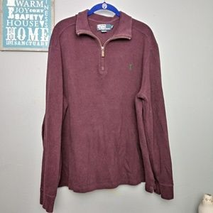 POLO By Ralph Lauren Long Sleeve Pullover XL